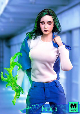 AD-03 ADD TOYS 1//6 Scale The Gifted U.M Girl Polaris Lorna Dane Action Figure