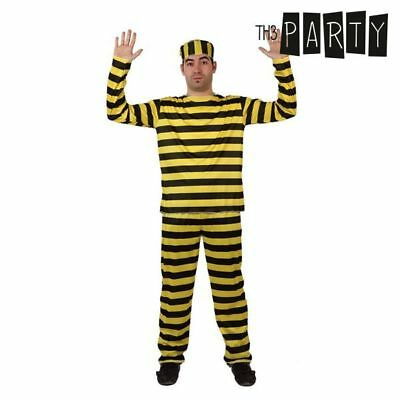 Costume per Adulti Th3 Party Carcerato