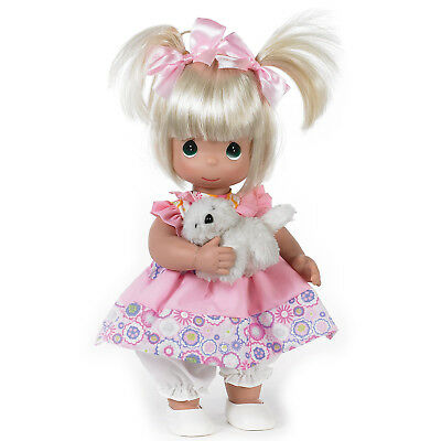 Precious Moments Dolls by The Doll Maker Fur-Ever Friends 12 inch Doll