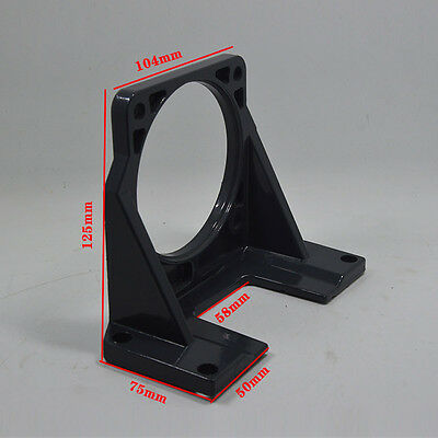 1PCS High Power Gear Motor Fixed Holder Aluminum Mounting Bracket 104*104mm