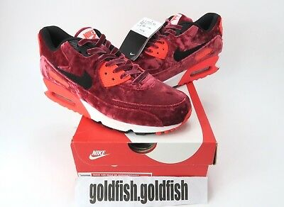 ce621329287514 NIKE AIR MAX 90 25TH ANNIVERSARY RED VELVET 725235-600 US 7 ~ 8.5 cork