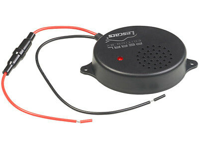 Dispositif anti-martre à ultrasons 17/29 kHz / 118 dB pour batterie auto 12 V -