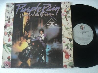 PRINCE & The Revolution - Purple Rain - Super rare Ltd edit ZIMBABWE release LP