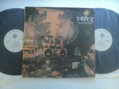 PRINCE & The Revolution - Sign of the Times - Rare Zimbabwe release SAMPLE DLP