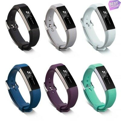 Replacement Wristband Silicone Watch Strap For Fitbit Alta/ Fitbit Alta HR