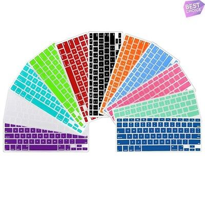 """Soft Silicone Keyboard Cover Film For Apple Macbook Pro 13"""" 15"""" 17"""" inch A1278"""