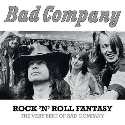 Rock 'N' Roll Fantasy - Bad Company (Album) [CD]