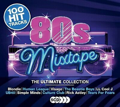 80s Mixtape: The Ultimate Collection - Various Artists (Box Set) [CD]