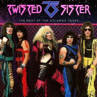 The Best of the Atlantic Years - Twisted Sister (Album) [CD]