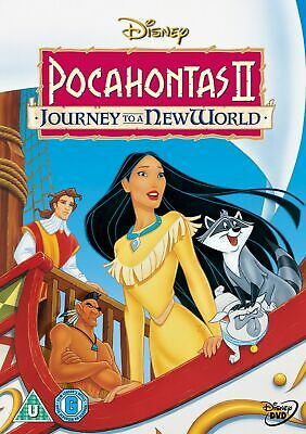 Pocahontas II - Journey to a New World [DVD]