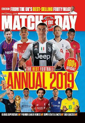 Match of the Day Annual 2019 |