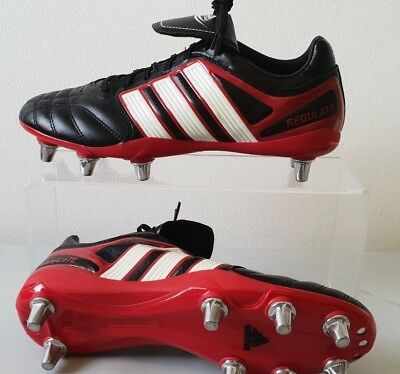 Adidas Adipure Regulate Rugy Football Boots UK 8 Wide Fit U44126 T428
