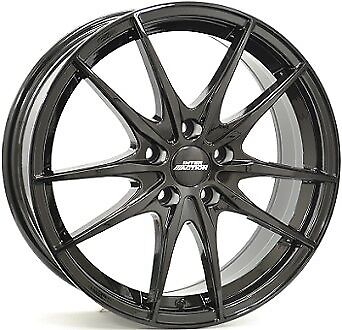 4 CERCHI IN LEGA PEUGEOT iOn Staggered 11/2010 > INTER ACTION 2  INTER ACTION 2