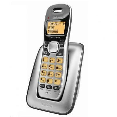 Uniden DECT1715 Cordless phone 3 Line LCD Display, 70 Phonebook Memories with 30