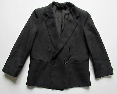 Mark Jason Black Sport Coat Suit Jacket Blazer Size 6