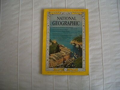 National Geographic June 1963, magazine is in excellent condition