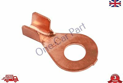 Open Cable Non-insulated Ring Battery Copper Lugs Terminals Connector