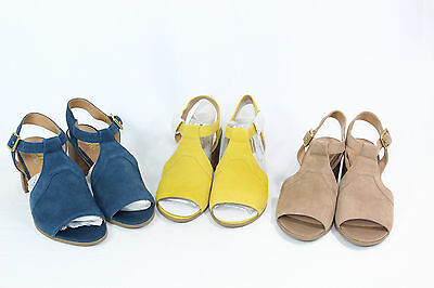 fe82e25fbb89 Franco Sarto T-Strap Sandals Adjustable Ankle Strap - Heron pick size color