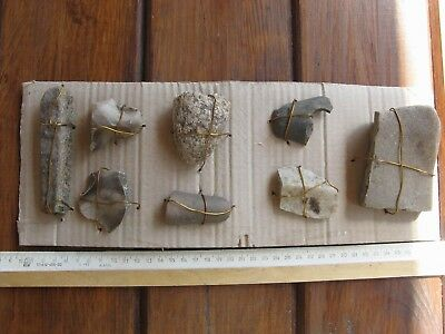 Collection of Stone Age Tools: Neolithic, Mesolithic, Paleolithic №3