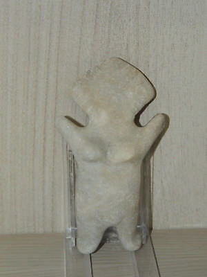Ancient Stone statuette,Fertility figure,mother godess,Idol,god,alien
