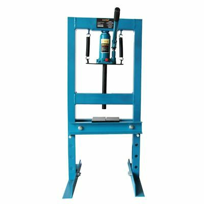 KATSU 6 Ton Industrial Hydraulic Shop Press Workshop Garage Floor Standing Tonne