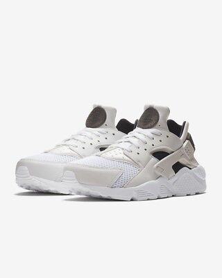 huge discount b4cc2 349a4 NIKE AIR HUARACHE SizNoir Blanc Custom NikeID NikeID NikeID Made ba3670