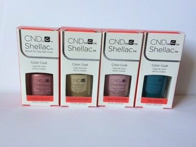 CND Shellac UV Gel colour 100% Genuine assorted colours