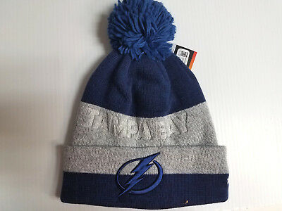 Tampa Bay Lightning Adidas Knit Hat 2018 NHL Juliet Beanie Cap