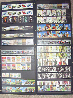 LOT#348z - GB QEII COMMEMORATIVE STAMPS (Multiple Listing) ISSUED 2003-2008 USED