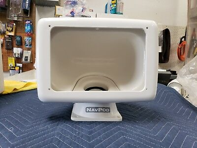 NavPod Instrument housing for sail or power boats
