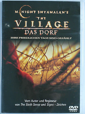 The Village - Das Dorf - Mystery M. Night Shyamalan - Adrien Brody, J. Phoenix