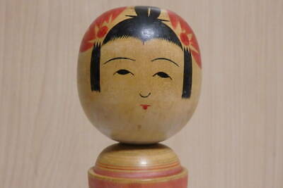 Kokeshi japanese traditional crafts JAPAN toy rare toy retro beutiful F/S*