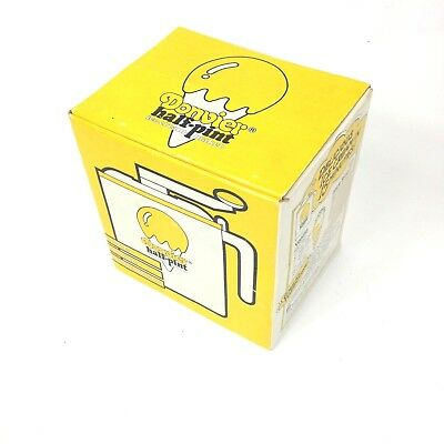 Donvier Half-Pint Ice Cream Maker Pre-Owned With Original Box