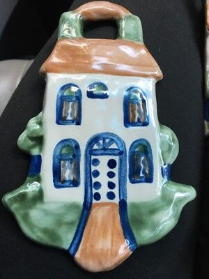 Mary Alice Hadley M A Hadley Pottery Figurines~House