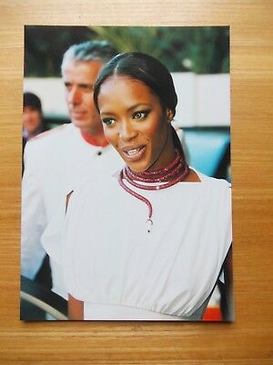 Photo Naomi Campbell Festival De Cannes 2000