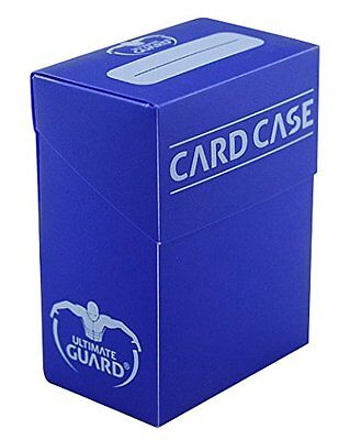 Ultimate Guard Purple Standard Size Trading Card Case -holds 75+ cards UGD010029