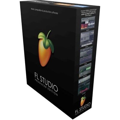 Image Line Fruity Loops FL Studio 20 (Producer Edition)