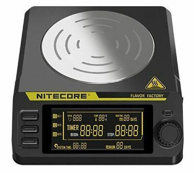 Authentic Nitecore NFF01 Magnetic Liquid Hotplate Mixer - Free UK Delivery