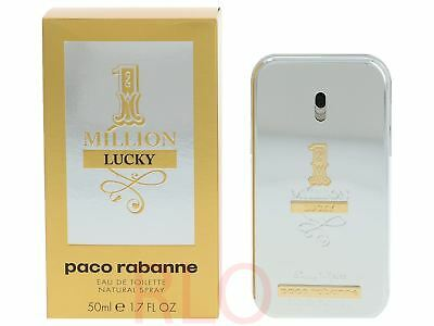 Paco Rabanne 1Million Lucky Eau de Toilette Spray 50ml Men