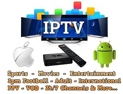 Premium TV package  - Firestick - Smart IPTV - Android  - MAG - Smart STB