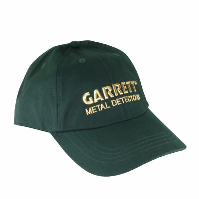 Garrett Green Cap (Metal Detecting) (Ace 150,250,Euro,At Pro,At Gold etc...)
