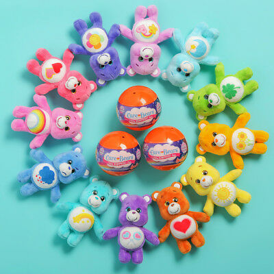 """CARE BEARS LITTLE SURPRISE! EXCLUSIVE LIMITED EDITION (4.5"""" plush bear inside)"""