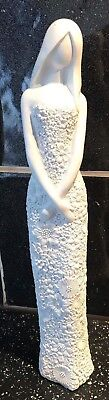 Latex Mould for making this beautiful embossed elegant lady