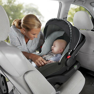 Graco Baby Infant Car Seat Booster Base Click Connect LX Toddler Kids, Black