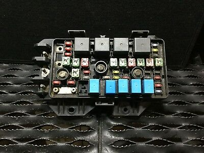 07 08 09 10 11 12 hyundai veracruz main fuse box engine compartment oem