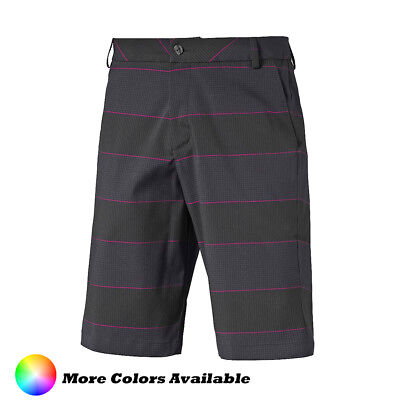 Puma Golf Pattern Shorts 571431 - Choose Size & Color!