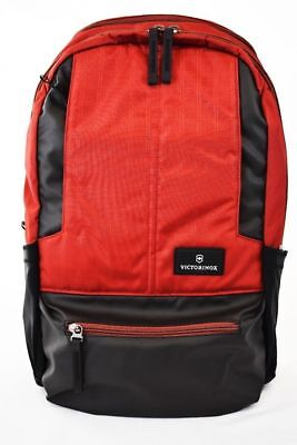 "NEW Victorinox Swiss Army Altmont 3.0 15.6"" Laptop Backpack Red Black Perfect"