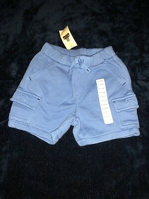 NWT Baby Gap Boys 6-12 Months Blue Cotton New Selling Tons