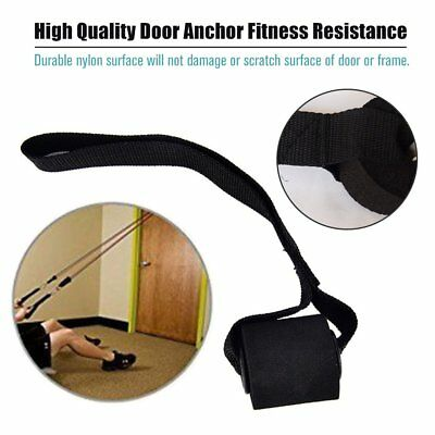 Resistance Door Anchor Strap Resistance Exercise Band Accessory pilates yoga VW