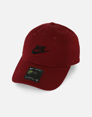 1e03ed3b80be6 NIKE HERITAGE 86 Futura Washed Adjustable Daddy Hat 913011 633 B ...